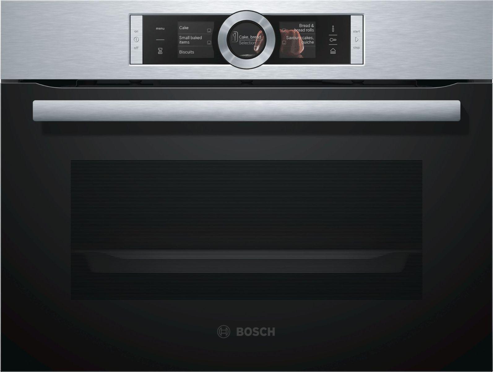 Lò nướng kết hợp hấp Bosch CSG656BS1