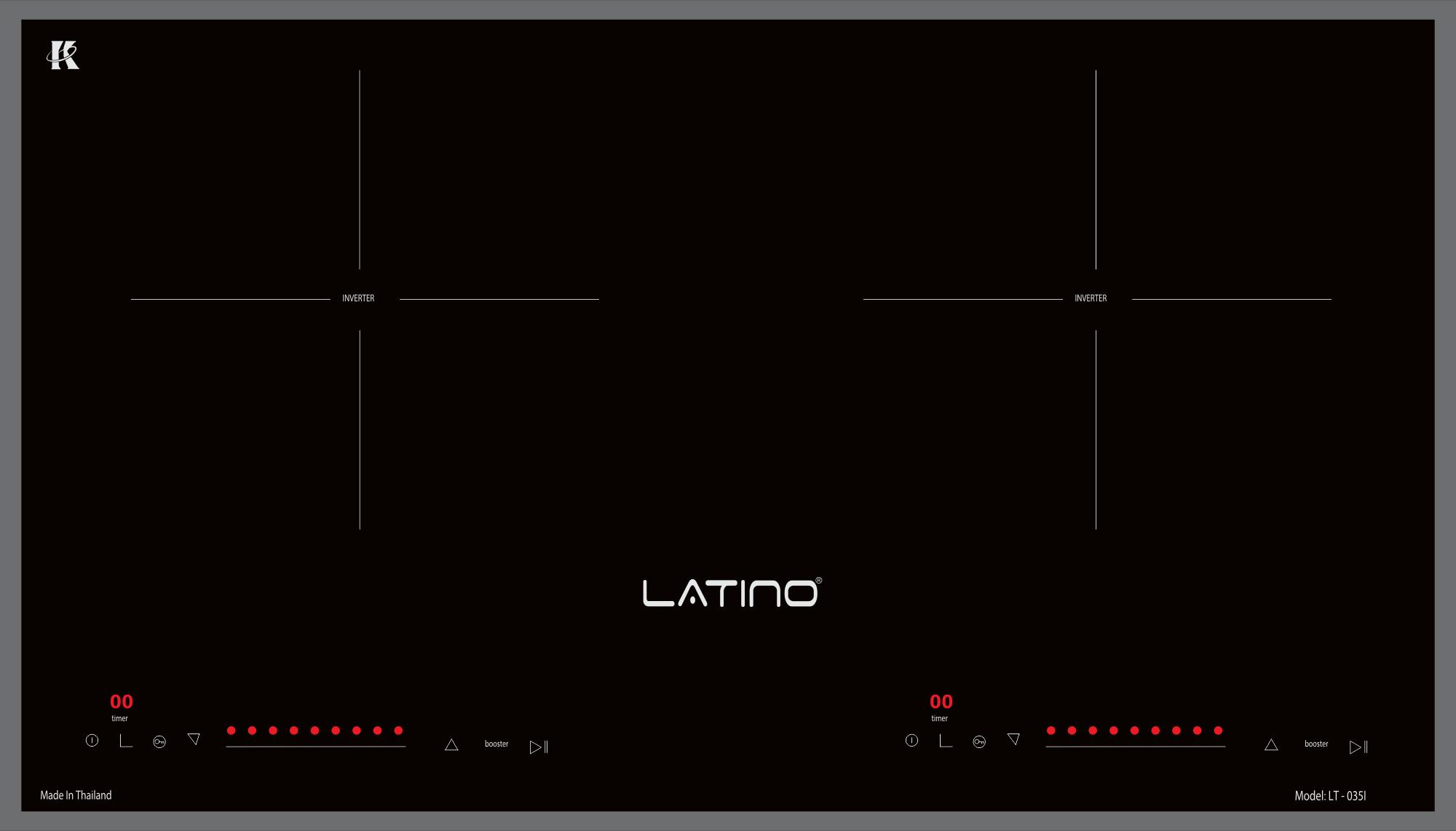 Bếp từ Latino LT-035I