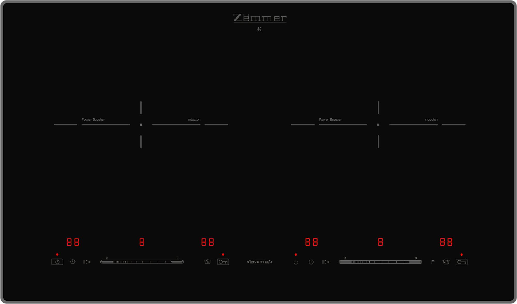 Bếp từ Zemmer IZM 203 A