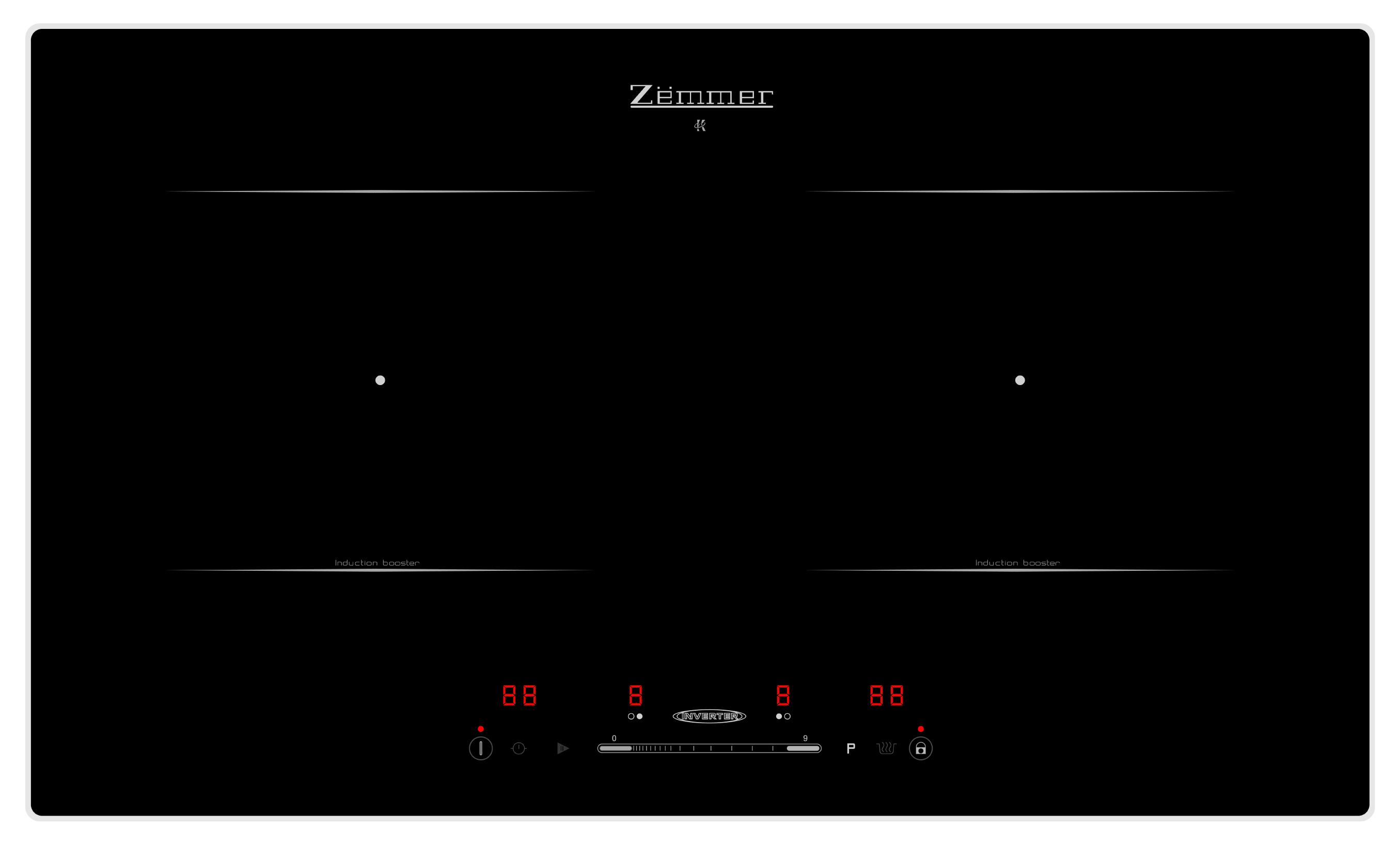 Bếp từ Zemmer IZM 205 New Design