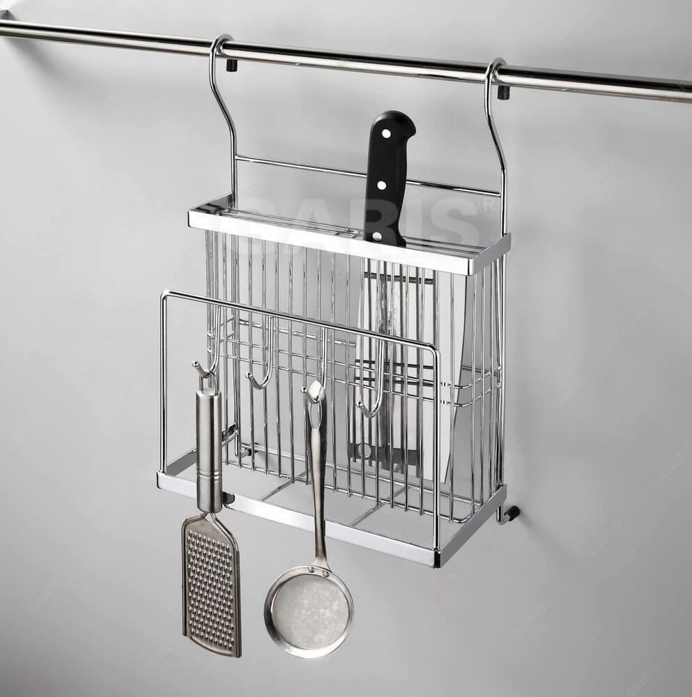 Giá để dao thớt và dụng cụ nấu Garis GI04.5