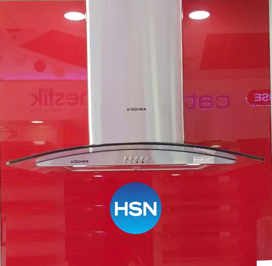 Mua Máy hút mùi Kocher K-8370 giá tốt nhất chỉ có tại HSN Việt Nam