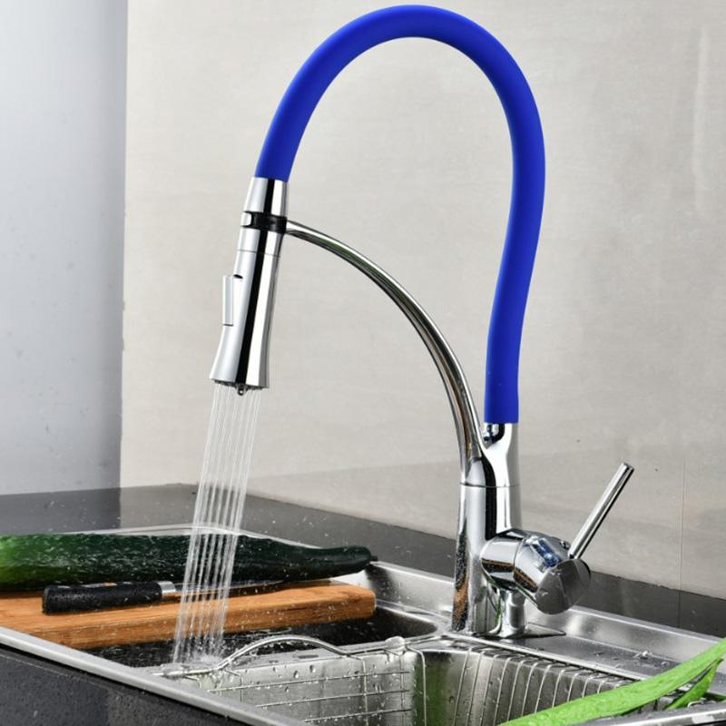 Vòi rửa Roslerer RL-909 Blue