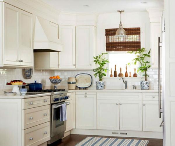10 cách phù phép căn bếp trở nên sang trọng